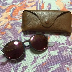 Authentic Mirror Ray Bans